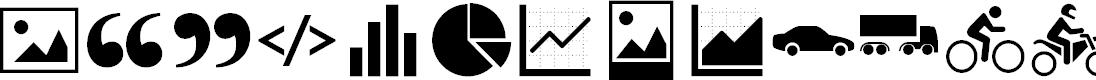 Preview image for Sosa Regular Font