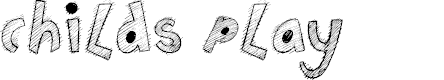 Preview image for Childs Play Font