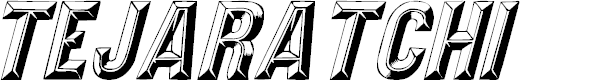 Preview image for Tejaratchi Italic