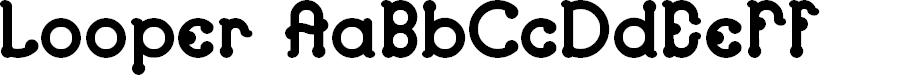 Preview image for Looper Regular E.