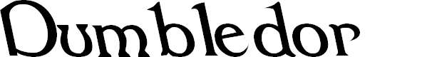 Preview image for Dumbledor 2 Rev Italic