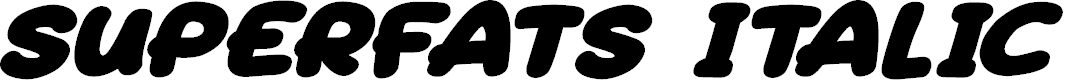 Preview image for Superfats Italic