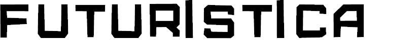 Preview image for Futuristica Font