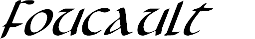 Preview image for Foucault Italic