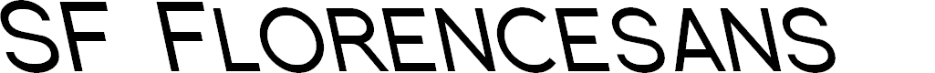 Preview image for SF Florencesans SC Rev Italic
