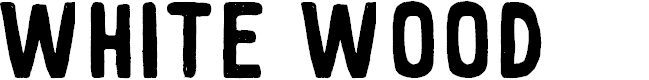 Preview image for White Wood Font