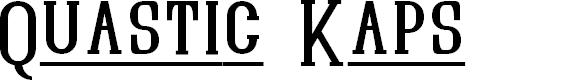 Preview image for Quastic Kaps Line