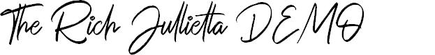 The Rich Jullietta by ketikata std