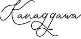 Preview image for Kanaggawa Font