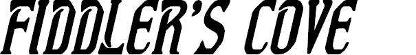 Preview image for Fiddler's Cove Condensed Italic