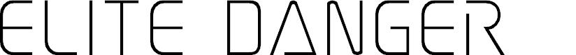Preview image for Elite Danger Font