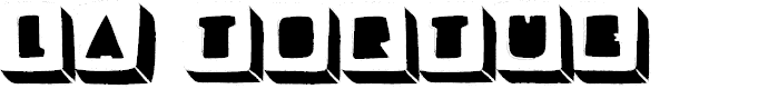 Preview image for LaTortue Font