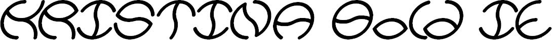 Preview image for KRISTINA Bold Italic