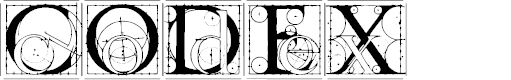 Preview image for codex Font