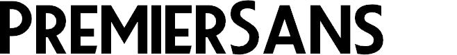 Preview image for PremierSans Font