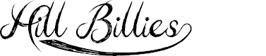 Preview image for Hill Billies Font