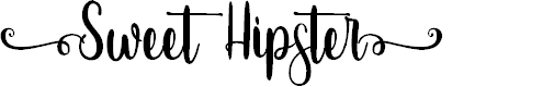 Preview image for Sweet Hipster Font