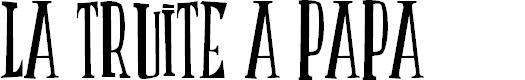 Preview image for LATRUITEAPAPA B