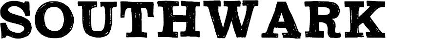 Preview image for DK Southwark Regular Font