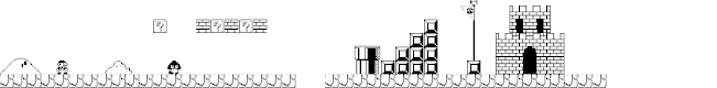 Preview image for Mushroom Kingdom NBP Regular Font