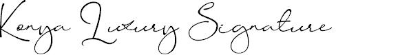 Preview image for Konya Font