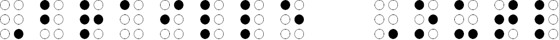 Preview image for Braille Outline