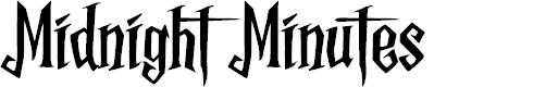 Preview image for Midnight Minutes Font