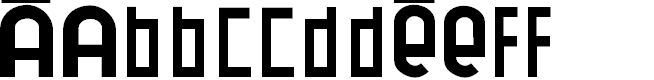 Preview image for DadaDa Font