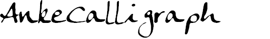 Preview image for AnkeCalligraph
