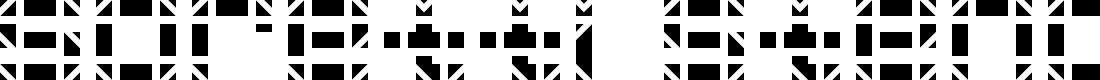 Preview image for Soretti Stencil Regular Font