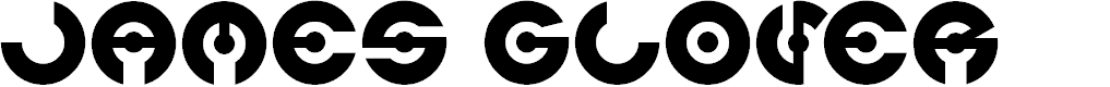 Preview image for JAMES GLOVER Font