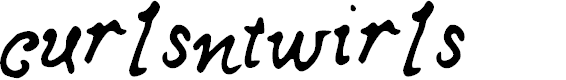 Preview image for curls_n_twirls Font