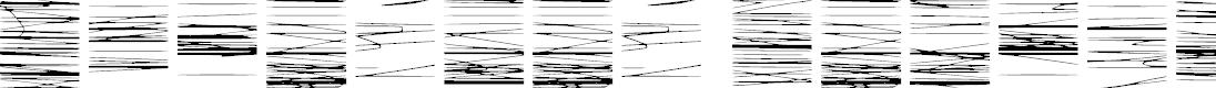 Preview image for Interfer Regular Font