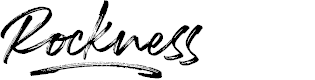 Preview image for Rockness Font