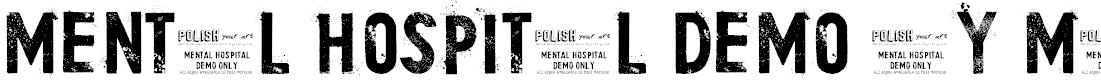 Preview image for Mental Hospital DEMO by Marta v Font