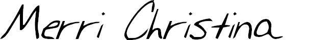Preview image for Merri Christina Bold Italic