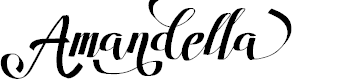 Preview image for Amandella Font