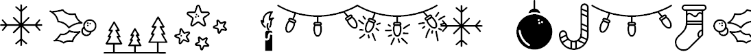 Preview image for Warm Snow Dingbats