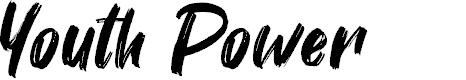 Preview image for Youth Power Font