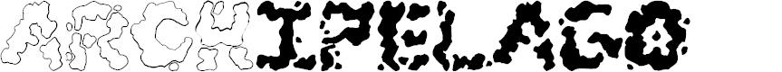 Preview image for Archipelago Font