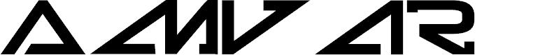 Preview image for Amvar Font