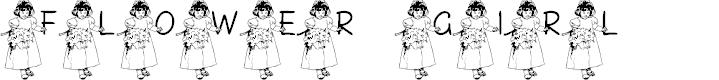 Preview image for FL Flower Girl Font