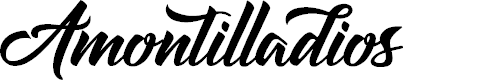 Preview image for Amontilladios Font