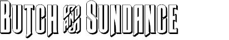 Preview image for Butch & Sundance 3D Regular