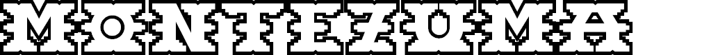 Preview image for Montezuma Font
