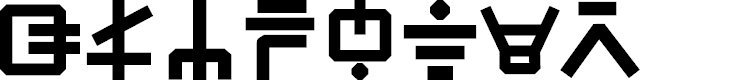 Preview image for Glyphter Font