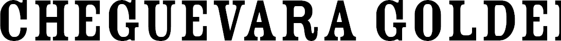 Preview image for CheGuevara Golden Serif Font