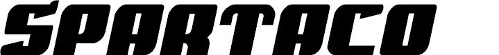 Preview image for Spartaco Semi-Italic Italic