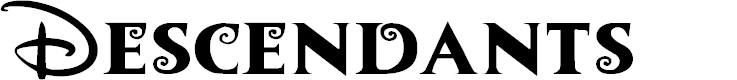 Preview image for Descendants Font