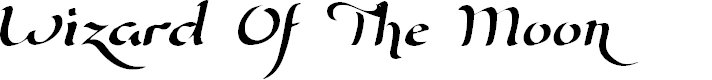 Preview image for Wizard Of The Moon Font
